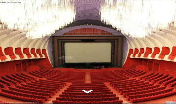 teatro regio su business view