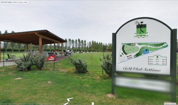 golf club con business view