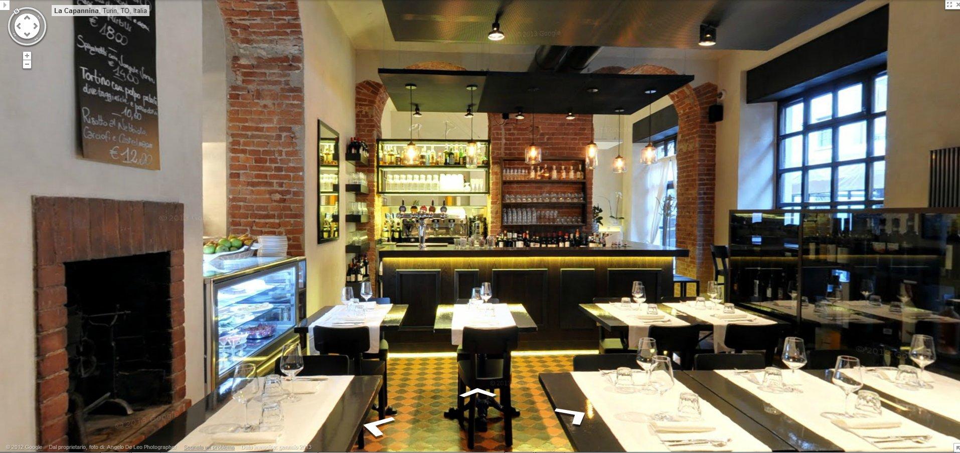 ristorante su business view